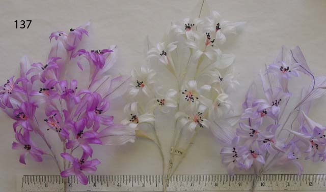 Hyacinth Spray Vintage from Japan home d