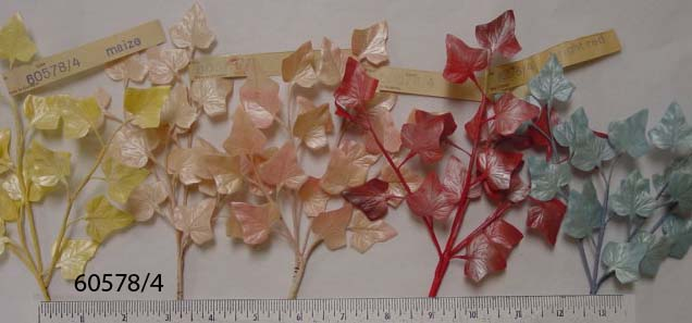Vintage German Perlized Ivy Leaf  60578/4 home d