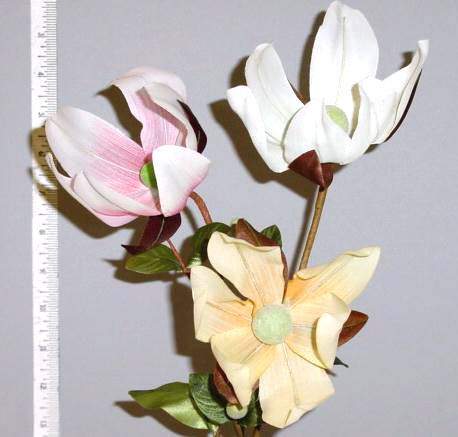 Magnolia -- fine European hand mades millinery supply