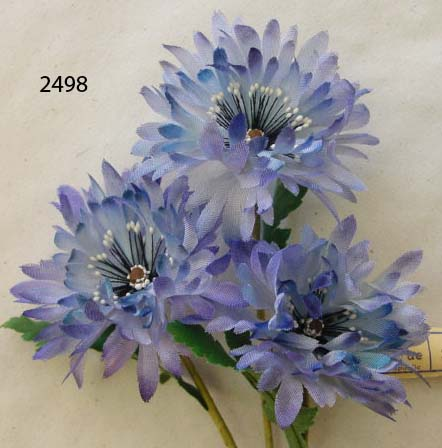 Cornflower by 3 German Vintage home d