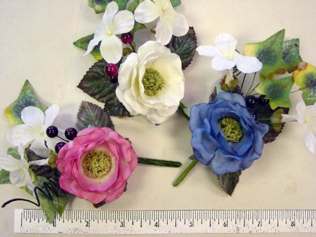 Blossom & Berry cluster millinery supply