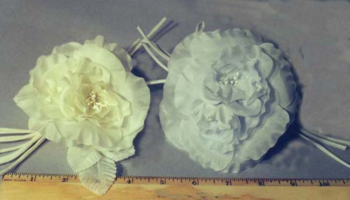 Silk Peony Blossom silk floral supply or bridal