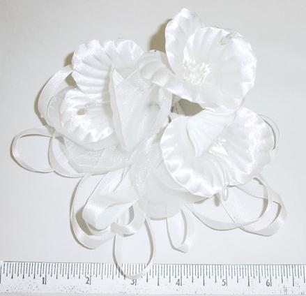Blossom By 3 with Ribbons bridal flowers