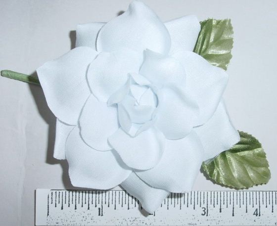 Gardenia for hair accessory or bridal