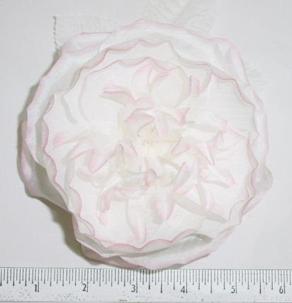 Peony Blossom for children's dresses or hair accessory