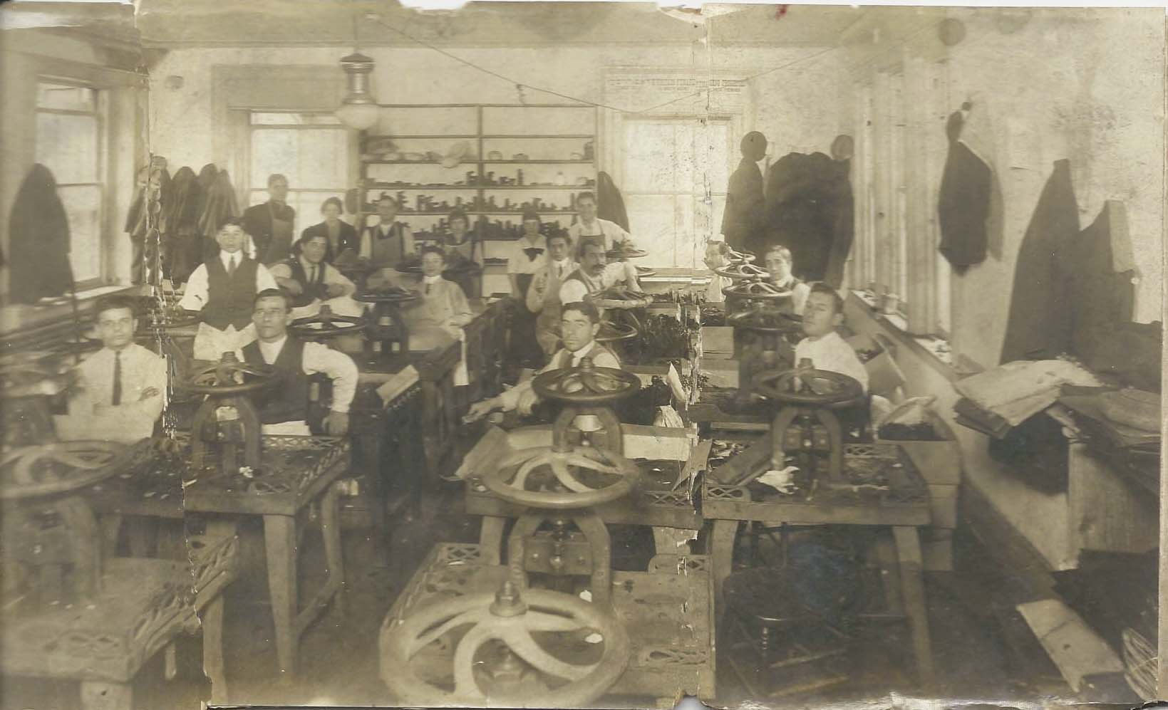 Picture of factory about 1920s