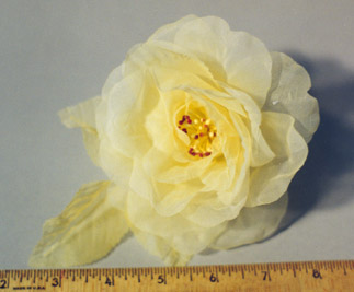 Organdy Rose for dress manufacturers3